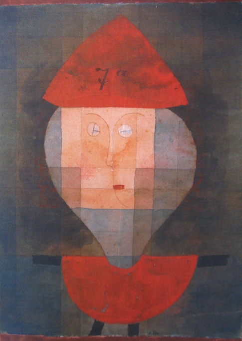 paul klee marionette 7a 1923 Entartete Kunst: Paul Klee