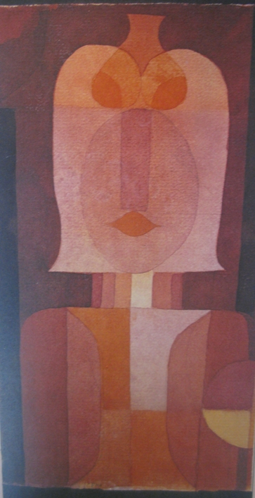 paul klee maske 1922 Entartete Kunst: Paul Klee