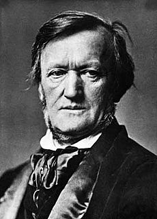 richardwagner Israël en de antisemiet Richard Wagner