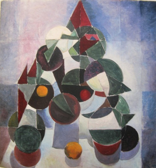 theo van doesburg composition i still life 1916 Stillevens/composities van Theo van Doesburg