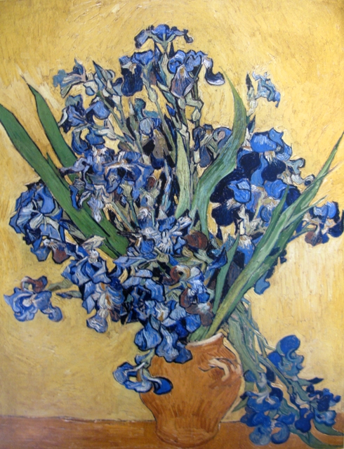 vincent van gogh irissen 1890 Iris sprookje/Iris bloem/ Vincent Van Gogh en anderen
